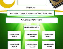 #8 untuk Design a Flyer for Quran Reading Pen oleh wilfridosuero