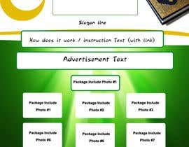 #10 untuk Design a Flyer for Quran Reading Pen oleh wilfridosuero