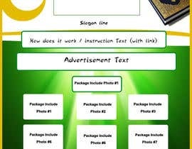 #11 for Design a Flyer for Quran Reading Pen by wilfridosuero