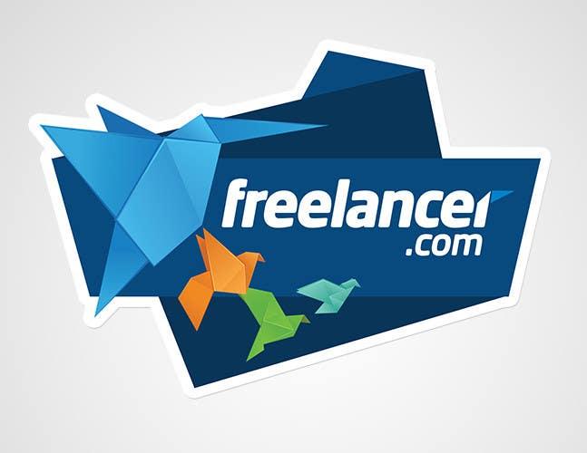 Bài tham dự cuộc thi #                                        34                                      cho                                         Help the Freelancer design team design a new die cut sticker