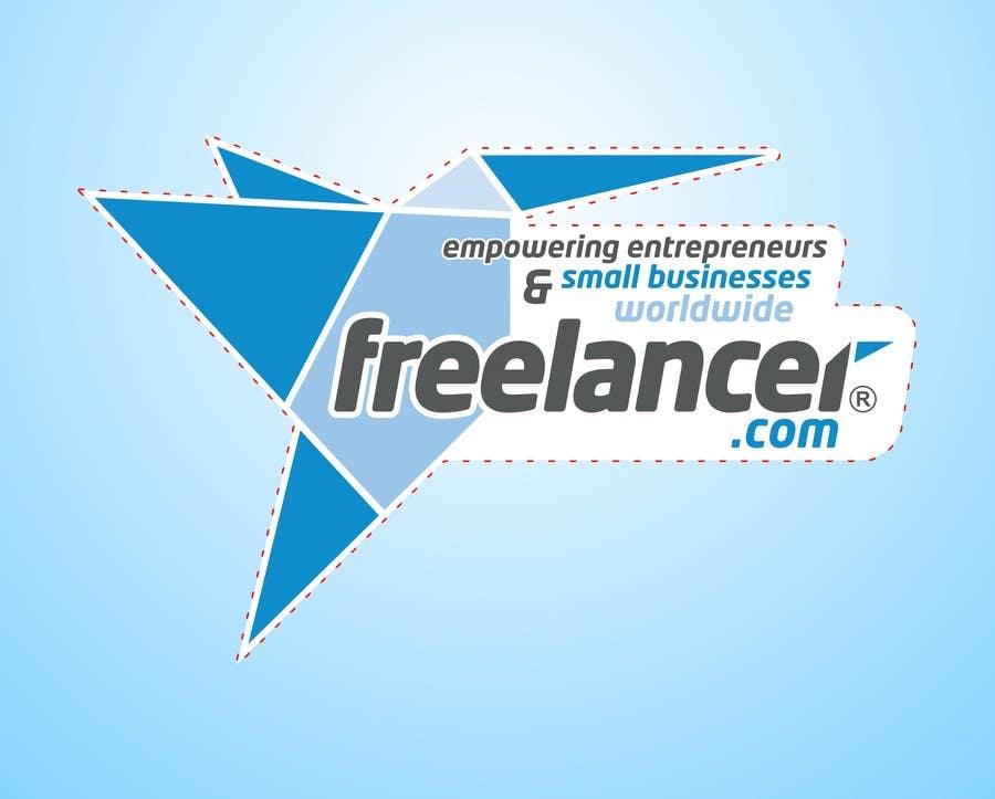 Bài tham dự cuộc thi #                                        32                                      cho                                         Help the Freelancer design team design a new die cut sticker