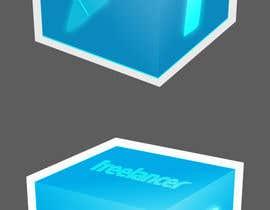 #85 for Help the Freelancer design team design a new die cut sticker by Studio7L