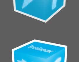 #87 for Help the Freelancer design team design a new die cut sticker by Studio7L
