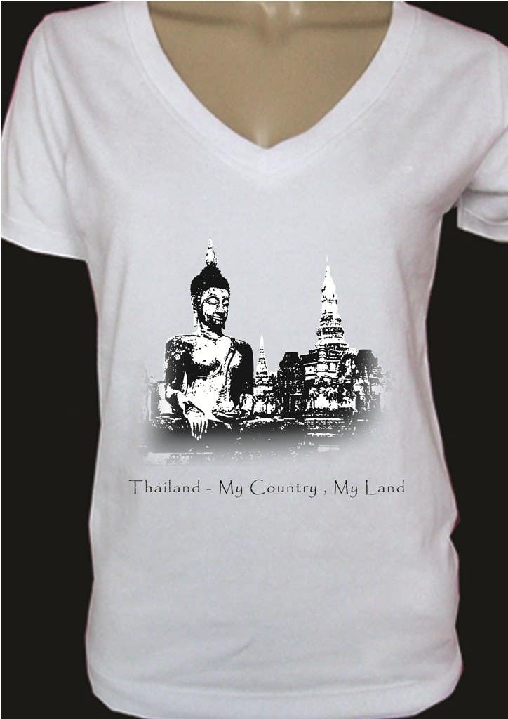 Contest Entry #                                        70                                      for                                         T-Shirt Design for Thai Flood Victims