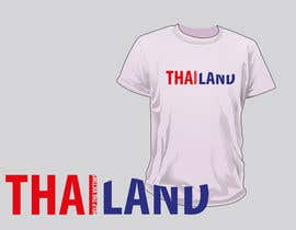 #59 for T-Shirt Design for Thai Flood Victims by kostakazakoff