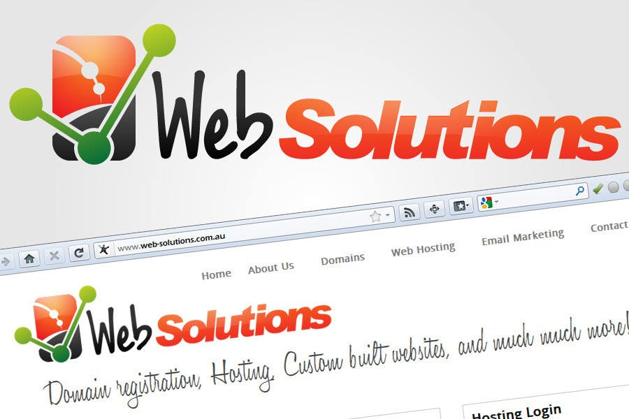 #220 for Graphic Design for Web Solutions by Rainner
