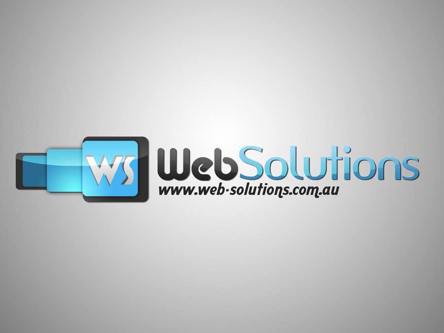 Intrare concurs #185 pentru Graphic Design for Web Solutions