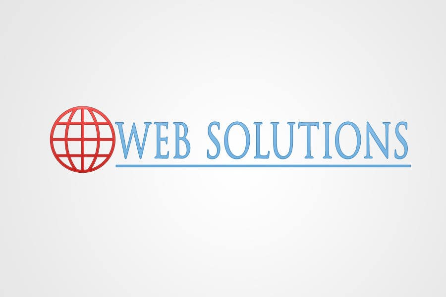 Contest Entry #77 for Graphic Design for Web Solutions