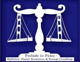 #30 for Design a Legal industry logo for: Prelude to Peace Mediation, Dispute Resolution, & Strategy Consulting. by vrhisy