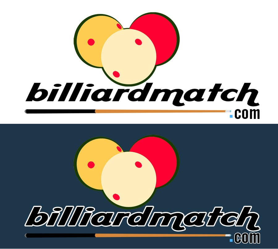 Bài tham dự cuộc thi #                                        9                                      cho                                         Design a Logo for a billiard tournament & score-keeping website.