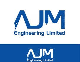 #123 for New AJM Logo! af atikur2011