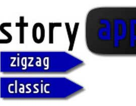 #62 para Design a Logo for storyapps - plus two variations of logo por rachel902