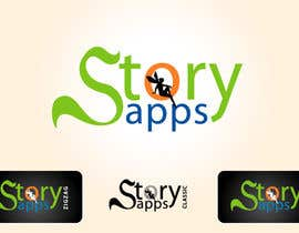 #83 para Design a Logo for storyapps - plus two variations of logo por creativdiz