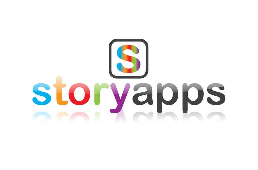 Penyertaan Peraduan #33 untuk Design a Logo for storyapps - plus two variations of logo