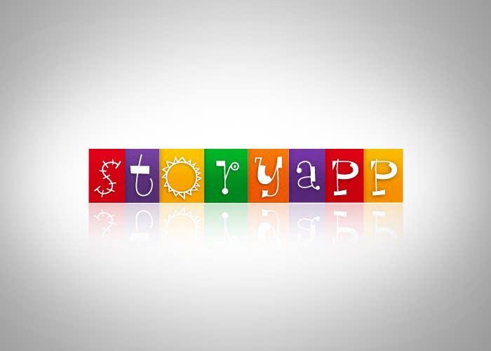 Penyertaan Peraduan #17 untuk Design a Logo for storyapps - plus two variations of logo