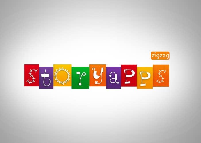 Penyertaan Peraduan #98 untuk Design a Logo for storyapps - plus two variations of logo