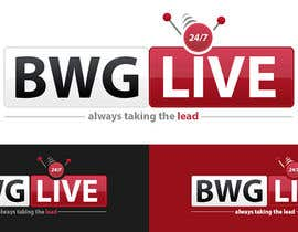 #87 for Design a Logo for bwglive.ca af geniedesignssl