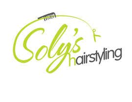 #38 para Design eines Logos for Soly's Hairstyling por vernequeneto