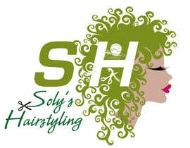 #19 for Design eines Logos for Soly's Hairstyling af borhanyousuf