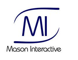 #44 for Design a Logo for Mason Interactive af tatuscois