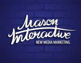 #45 for Design a Logo for Mason Interactive by modrunkey
