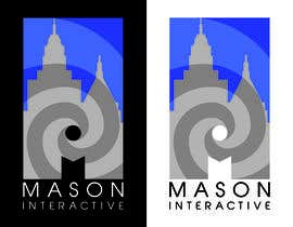 #50 para Design a Logo for Mason Interactive por samuelportugal