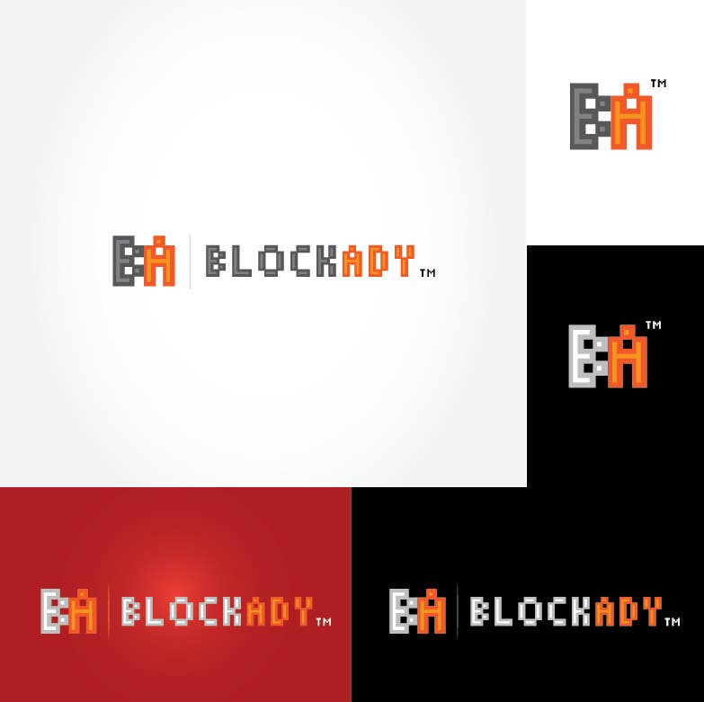 #222 for Design a Logo for Blockady by oscarhawkins
