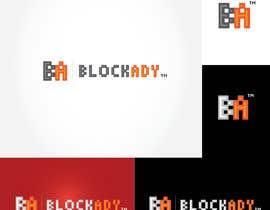 #222 para Design a Logo for Blockady por oscarhawkins