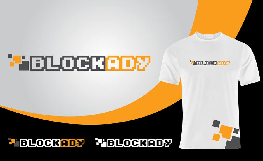 #73 for Design a Logo for Blockady by taganherbord