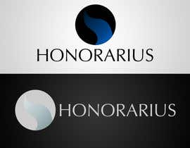 #207 para Logo Design for HONORARIUS de jw92189