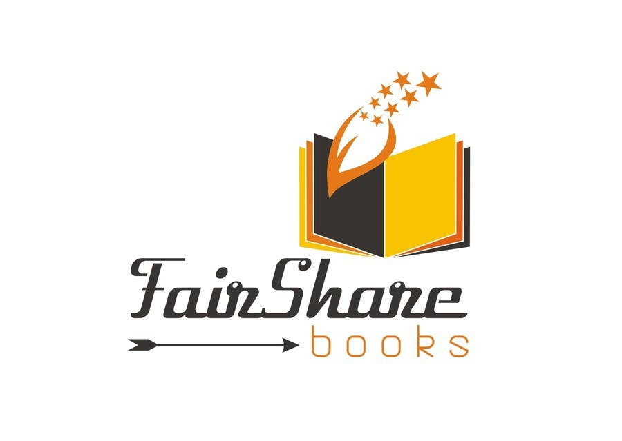 #108 for Design a Logo for FairShare Books by noelniel99