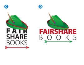 #62 para Design a Logo for FairShare Books por irvingguerrero