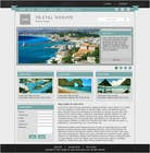 #4 for Create a Website Layout for a Tourism Company by santanubera9