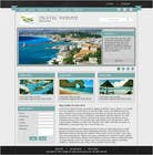 Contest Entry #8 for Create a Website Layout for a Tourism Company
