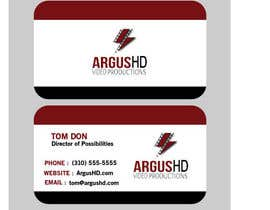 #24 for Business Card Design Contest : Using logo provide af designfrenzy