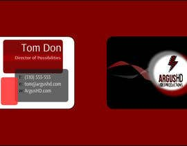 #5 para Business Card Design Contest : Using logo provide por uwaisasmal27