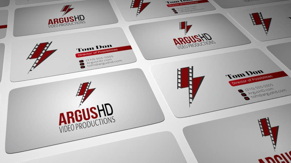 #7 for Business Card Design Contest : Using logo provide by AmrenDesign