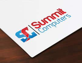 #80 untuk Design a Logo for computer company oleh faisal7262