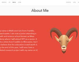 #6 for Design a personal website for a software developer by mbrahimi02