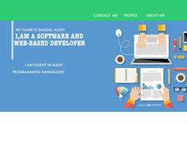#3 for Design a personal website for a software developer by thepro12345