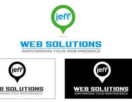 #27 cho Design a Logo for Jeff Web Solutions bởi alice1012