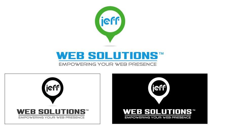 Bài tham dự cuộc thi #                                        59                                      cho                                         Design a Logo for Jeff Web Solutions
