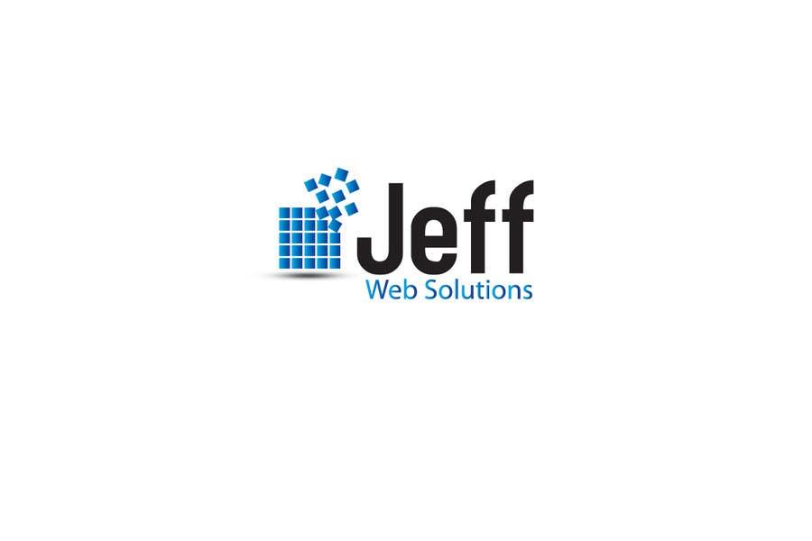 Bài tham dự cuộc thi #                                        77                                      cho                                         Design a Logo for Jeff Web Solutions