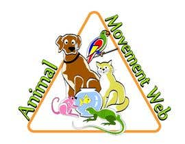 #10 para Design a Logo for Animals & PETS Website por ELNADEJAGER