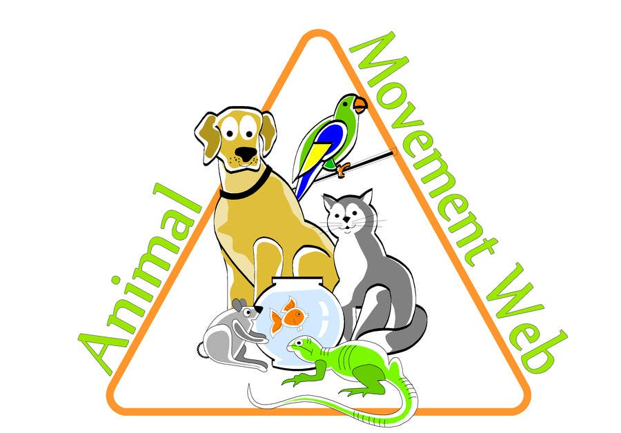 #25 for Design a Logo for Animals & PETS Website by ELNADEJAGER