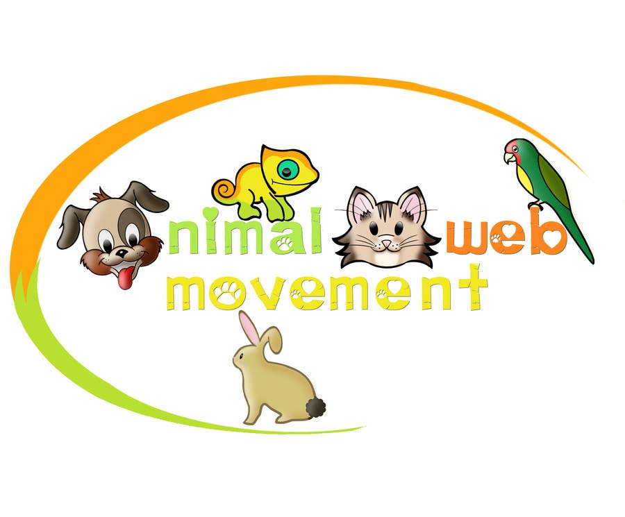 #49 for Design a Logo for Animals & PETS Website by magouveia