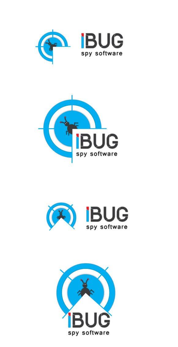Kilpailutyö #49 kilpailussa Design a Logo for spy software (vector)