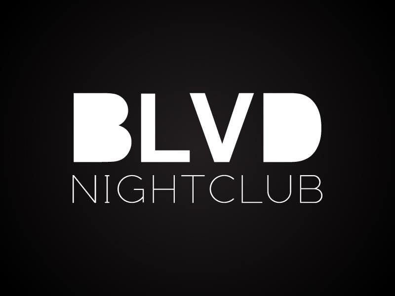Contest Entry #35 for Design a Logo for nightclub called BLVD
