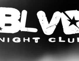 #23 para Design a Logo for nightclub called BLVD por vivgos11