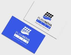 #9 cho Design Logo and Business Card For A New Solar Energy Stratup bởi joeljrhin
